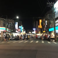 Photo taken at 石牌夜市 Shipai Nightmarket by Lucas F. on 9/30/2017