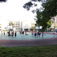 Photo taken at 臺北市立明德國民中學 Taipei Municipal MingDe Junior High School by Lucas F. on 7/23/2016