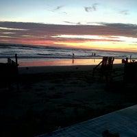 Photo taken at Pantai Panjang (Long Beach) by Mahfilza M. on 5/12/2013