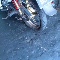 Photo taken at Izdi Motor by QAMARUL A. on 3/24/2014
