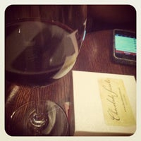 Photo taken at Veritas Wine Room by Susie O. on 9/13/2012