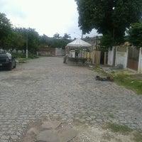 Photo taken at Rua professora Maria José da Silva Neves by Swann on 6/25/2013