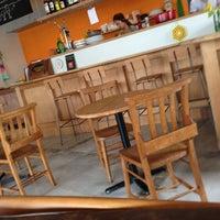 Photo taken at Cafe Qsmet by Hisao K. on 6/15/2013