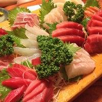 Photo taken at 魚瀧 by bonci l. on 7/5/2014