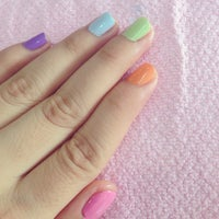 Photo taken at Nail spa by Tan&Beauty by kob r. on 6/21/2014