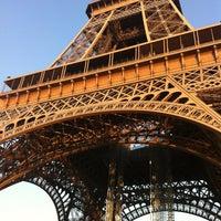 Foto tirada no(a) Restaurant 58 Tour Eiffel por Marcos R. em 7/7/2013