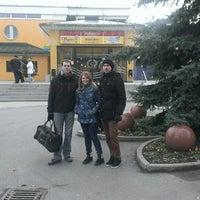 Photo taken at Eurotherme Bad Schallerbach by Анастасия К. on 12/1/2013