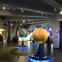Photo taken at Moscow Planetarium by Kate K. on 3/8/2013