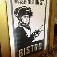 Photo taken at Washington St. Bistro by Ye W. on 9/3/2013