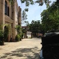 Photo taken at saint ferdinand college by Thea Katarina D. on 8/30/2013