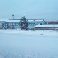 Photo taken at АКБ by Maxim U. on 1/20/2014