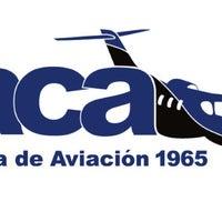 Photo taken at IACA Escuela de Aviación by Daniela V. on 4/4/2014
