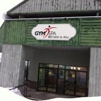 Photo taken at Gym Spa Bien dans sa Peau by Webcommunicateur L. on 3/11/2013