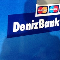 Photo taken at DenizBank by Recep Y. on 4/5/2013