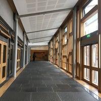 Photo taken at Scottish Parliament by Gauri C. on 7/18/2018