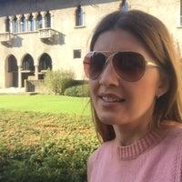 Photo taken at Castelvecchio by Yana Z. on 10/25/2017