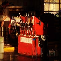 Photo taken at Oil Can Henry's by Mark J. on 10/8/2013