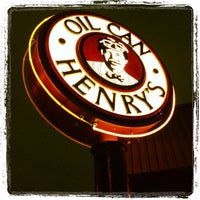 Photo taken at Oil Can Henry's by Mark J. on 7/17/2013
