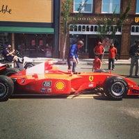 Photo taken at Pasadena Ferrari Show by IDA A. on 5/19/2013