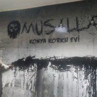 8/31/2017 tarihinde Melih Ç.ziyaretçi tarafından Musallat Konya Korku Evi'de çekilen fotoğraf