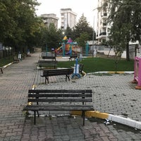 Photo taken at Şehit Fethi Parkı by Mehmet Emin O. on 9/16/2018