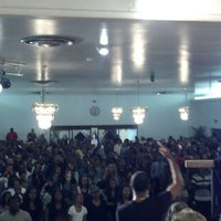 Photo taken at Faith Inspirational Missionary Baptist CHurch by Luceretia R. on 3/31/2013