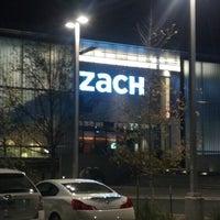 Photo taken at ZaCH Topfer Theatre by Kado D. on 12/13/2012