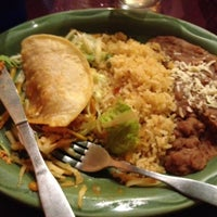 Photo taken at Monte Alban Restaurant by Grace D. on 3/7/2013