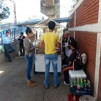Photo taken at Guacamayas by Alejandro P. on 12/11/2013