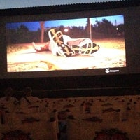 Photo taken at Μαργαρίτα Cinema by Katerina on 8/18/2015