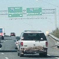 Photo taken at I-70 by Mario V. on 10/26/2013