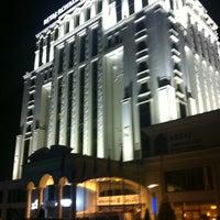 Photo taken at Retaj Royale Hotel - Four Elements Spa & Wellness by Ümit K. on 5/2/2013