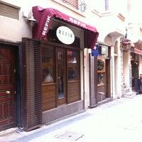 Photo taken at Refik Restaurant by 😉®️efik on 3/31/2013