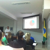 Photo taken at Abicalçados by Paulo K. on 3/17/2014