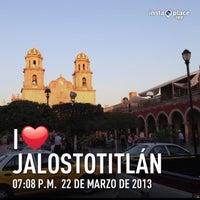 Photo taken at Jalostotitlán by Daniel R. on 6/29/2013