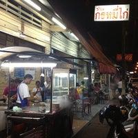 Photo taken at Gorn's Chicken Noodle by Warawut on 11/24/2012