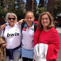 Photo taken at Real Club de Polo Padel by Olga B. on 5/24/2014