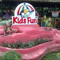 Photo taken at Kids Fun Parcs by Bobby N. on 12/25/2012