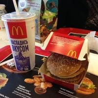 Снимок сделан в McDonald's пользователем Артем А. 4/5/2013