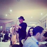 Photo taken at Café Flouka by Hana K. on 3/28/2014