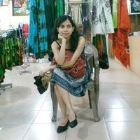 Photo taken at Stanley batik by Amila L. on 9/11/2013