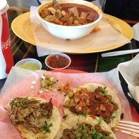 Photo taken at Taqueria El Burrito by Alma A. on 12/28/2013