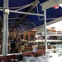 Foto scattata a Çapari Restaurant da Alper ® il 5/23/2013