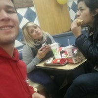 Photo taken at McDonald's by Fretes A. on 9/2/2016