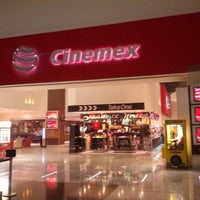 Photo taken at Cinemex by Victor N. on 4/30/2013