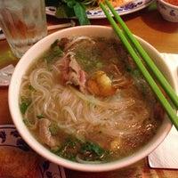 Foto scattata a Pho Sao Bien Vietnamese Restaurant da Nyu N. il 4/8/2013