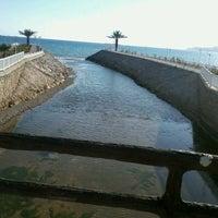 Foto tirada no(a) Aydıncık Plajı por Sadece S. em 4/11/2013