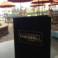 Photo taken at The Chocolate Avenue Grill by Abby T. on 4/10/2013