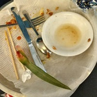 Das Foto wurde bei Sassafras American Eatery von Mary am 1/29/2017 aufgenommen
