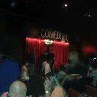 Photo taken at Comedians by Julise d. on 6/14/2013